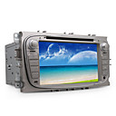 7 Inch Car DVD Player For Ford Mondeo/Focus(2009-2011) Support GPS Bluetooth TV RDS