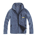 Eamkevc - Mens Lofty Breathable Warm Sweater-Fleece Full Zip