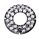 Infrared 30-LED Illuminator Board Plate for 6mm Lens CCTV Security Camera
