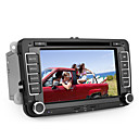 7 Inch Car DVD Player For Volkswagen Passat/Magotar 2010-2011 (GPS, Bluetooth, TV, RDS)