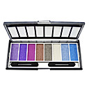 MBL 8 color Eye Shadow Palette with Free Brush