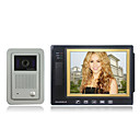 8.3 Inch Color LCD Screen Door Phone (Snapshot Function, 1 Indoor Screens)