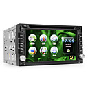 6.2 Inch Digital Touchscreen 2Din Car DVD Player (GPS, Bluetooth, TV, RDS, PIP)