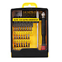 Magnetic Screwdriver Set 30 Bits Great for Cellphones, Computers, Gaming Devices