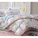Twin/Full/Queen-size Solid Percale Satin Multi color 300 Thread Count Down Comforter