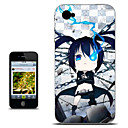 Black Rock Shooter Cute Version Anime Case for iPhone 4/4s