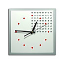 Simple Colorful Spot Novelty Mute Wall Clock