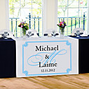 Personalize  Reception Desk Table Runner - Elegance