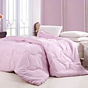 Pink Solid Full/Queen-size Down Alternative