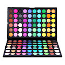 blendend, matt schimmern und 120 Farben Make-up Lidschatten