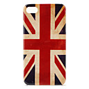 UK National Flag Pattern Protective Case for iPhone 4 and 4S