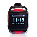 Mini 3-in-1 Wrist Watch Cellphone and Invisible GPS Tracker