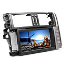 8 inch car dvd player per Toyota Prado 2012 (gps, bluetooth, tv, rds)