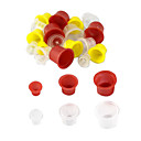 300 Pcs Mixed Tattoo Ink Cups