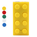 tf card reader mp3 player (colori assortiti, in stile lego)