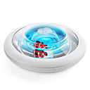 Flying Saucer Magic LED Alarm Clock