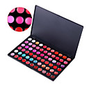 Finding Color 66 Colors Lip Lipstick Gloss Palette