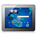 Fluorit - Android 2.3 Tablet mit 9,7-Zoll kapazitiver Touchscreen (IPS Bildschirm 1024 * 768, 16GB, 3.0ui, 1,2 GHz, 2,0-MP-Kamera, 1080p)