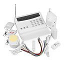8 Zone Wired And Wireless Alarm Host (Auto Dial, LED display)