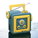 Emergency Self-Powerd Radio (Hand Crank)