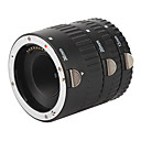 High Quality 3-Piece Macro Extension Tube Set for SONY AF Series - Black