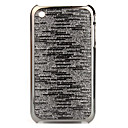 Shining Electroplated Protective Case for iPhone 3G and 3GS (Silver-gray)