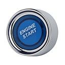 blue Light Button Ignition Switch  OFF-(ON)