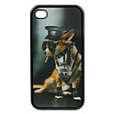 TP5 - Exquisite 3D Animal Pattern Back Cover for iPhone4 and 4s