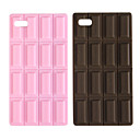 cioccolato Custodia per iPhone 4 e 4s (marrone, rosa)