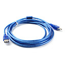 USB 2.0-verlengkabel (3m)