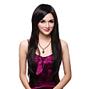 Extra Long Elegant Straight Top Grade Synthetic Wig
