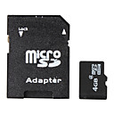 Micro SD geheugenkaart / TF card 4gb