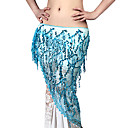 Dancewear Polyester Performance Belly Dance Belt/Hip Scarf For Ladies
