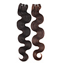 24 Inch Brazilian Remy Wavy Hair Weave Hair Extension