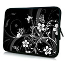 Dark Blossom Neoprene Laptop Sleeve Case for 10-15&quot; iPad MacBook Dell HP Acer Samsung
