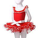 Unique Dancewear Cotton/Spandex Ballet Performance Dress For Children More Colors