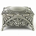Personalized Amazing Zinc Alloy Vintage Tutania Women's Jewelry Holders