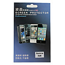 Matte Screen Protector/Guards and Cleaning Cloth for Nokia N8