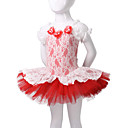 Unique Dancewear Spandex Ballet Performance Dress For Children More Colors