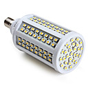 e14 SMD 3528 156led 500lm 8,5 W lampadine calde mais bianco (220-240V)