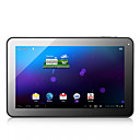 LeoPad - HD Android 4,0 Tablet med 10,1 tommer kapacitiv touchscreen (8 GB, 1,2 GHz, HDMI udgang, 1080p)