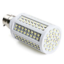B22 SMD 3528 156LED 500LM 8.5W Natural White Corn Bulbs (220-240V)
