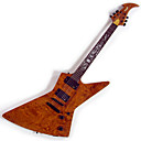 Derulo - (KING OF THE STAGE) High-Grade Mahogany Electric Guitar with Bag/Strap/Picks/Cable/Whammy Bar