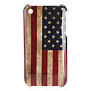 Etui Rigide Motif Drapeau USA pour iPhone 3G/3GS - Multicolore