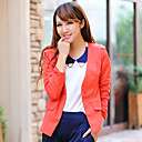 Ladies' PU-skin Jacket Suit
