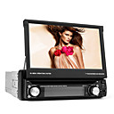 (Europa Ocidental mapa includo) 7 polegadas 1DIN carro dvd player (gps, tv, rds, menu 3d, pip)