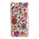 New Bird Flower Pattern Hard Case for iPhone 3G and 3GS (Multi-Color)