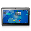 "Tablet Android 4.0 ""Starlight Blue"" Con Pantalla Táctil Capacitiva de 18cm (4GB, WiFi, 1.5GHz, 3G, Cámara)"