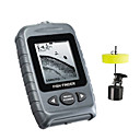phiradar Punktmatrix tragbare Fish Finder LCD