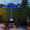 100 Blue LED al aire libre luces solares de hadas de Navidad Decoracin Regalos lmpara
